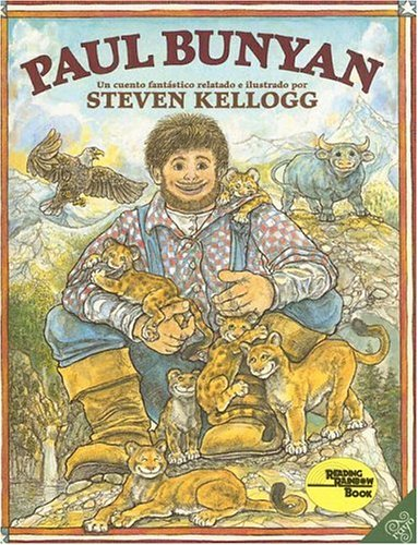 Paul Bunyan (Reading Rainbow Books (Rayo))