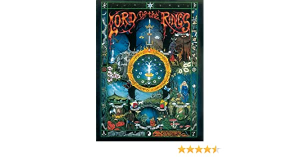 Gibson Lord of the Rings Jigsaw Puzzles