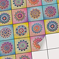 Fliesenfolie Fliesensticker Fliesen Mosaik Dekorfolie Fur