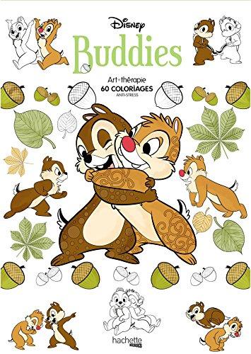 Bloc Buddies : 60 coloriages anti-stres