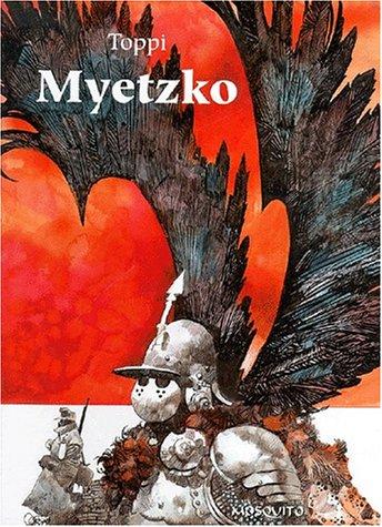 Descargar Libro Myetzko de Toppi