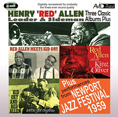 3 Classic Albums Plus (Henry Allen Red)