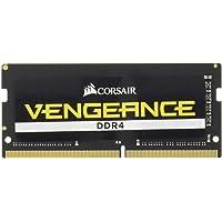 Corsair Vengeance SODIMM 16GB (1x16GB) DDR4 2666MHz CL18 Speicher für Laptop/Notebooks (Unterstützung für Intel Core™ i5…