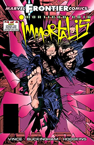 Mortigan Goth: Immortalis (1993-1994) #4 (of 4) (English Edition)