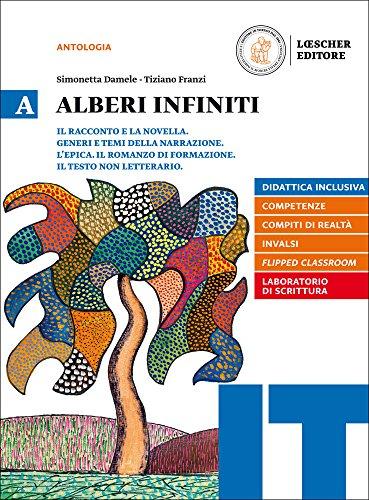 Alberi infiniti. Per le Scuole superiori. Con e-book. Con espansione online