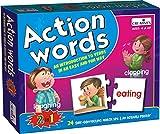 Creative Educational Pre-School Action Words