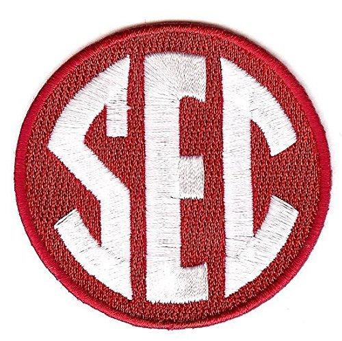 Alabama Uniform (SEC Southeastern Conference Team Jersey Uniform Patch Alabama Crimson Tide by Patch Collection)