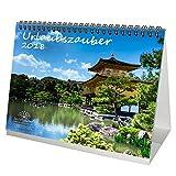 Premium Tischkalender / Kalender 2018 · DIN A5 · Urlaubszauber · Urlaub · Edition Seelenzauber