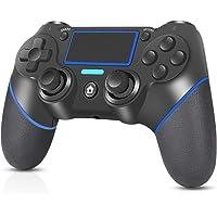 Controller per PS4, RegeMoudal Controller Wireless per PS4/PS4 Slim/PS4 Pro/PC Doppio Vibrazione di Gioco Controller…