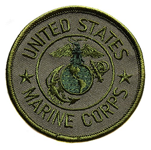 ecusson-insigne-marines-kaki-olive-us-army-tour-armee-us-usa-75cm-seal-special-force