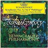#3: Symphony No.4 I n F Minor, Op.36, TH.27; Symphony No.5 I n E Minor, Op [3 LP]