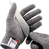 Aurum Creations Anti Cut Resistant Hand Safety Gloves Cut-Proof Level 5 Protection