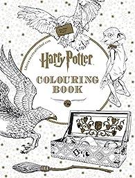 Harry Potter. Colouring book par  Varios autores