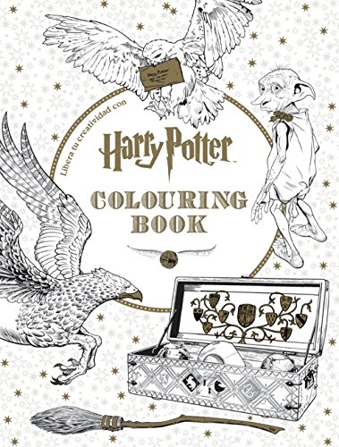 Harry Potter. Colouring book: 5 Hobbies