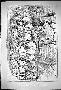 1882 Swain Agricoles Sturgess de Sport de Chasseurs de Chasse de Charrue de Chevaux d'Agriculture