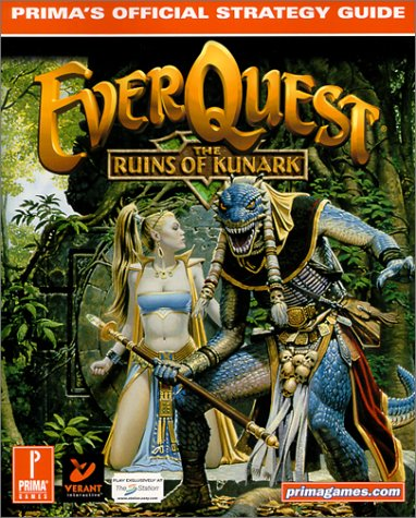 Everquest the Ruins of Kunark