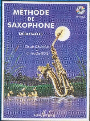 Partition : Méthode de Saxophone Début...