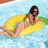 Großer Schwimmring Ananas