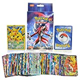Pack of 100 Cards Rare EX GX + Mega Cards with 3 Surprise