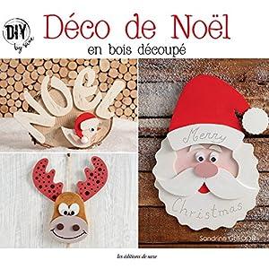 """Afficher """"Déco de Noël en bois découpé"""""""