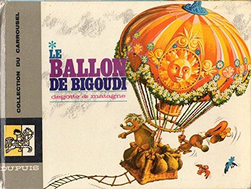 Bigoudi, le hérisson frisé - Le Ballon de Bigoudi