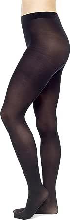 POMPEA 3 collant microfibra 50 den calze coprenti elasticizzate