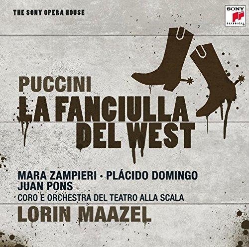 Puccini : La fanciulla del West