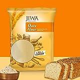 JIWA healthy by nature Oats Flour, 900 g (Gluten Free)