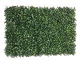 #5: Artificial Vertical Garden , gardening Mat / Mats with artificial leaves for vertical gardening, covering roof, cover wall, wall decor, garden decor, home decoration (Pack of 1) by PartyHut®