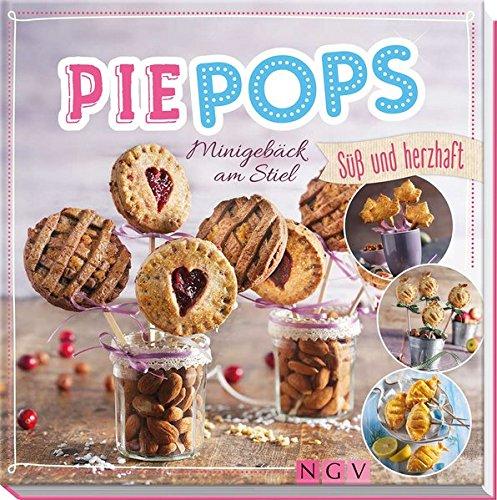 Pie Pops: Minigebäck am Stiel - süß und herzhaft (Cake Pops Rezept-halloween)