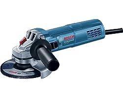 Bosch Professional GWS 880 Haakse Slijpmachine, 880 W, Diameter Schijven 125 mm, Stationair Toerental: 11.000/Min, In Doos),