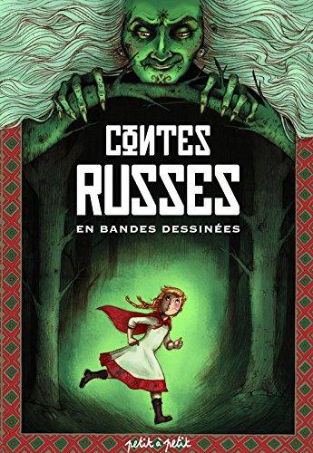 Contes russes en bandes dessinées