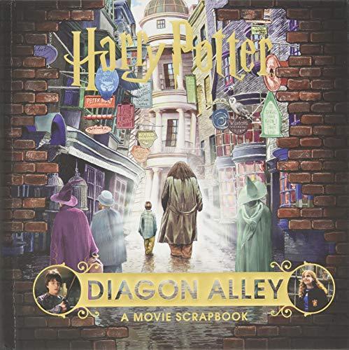 Harry Potter - Diagon Alley: A Movie Scrapbook (Jk Rowlings Wizarding World)