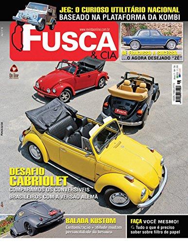 Fusca & Cia ed.78 (Portuguese Edition) por On Line Editora