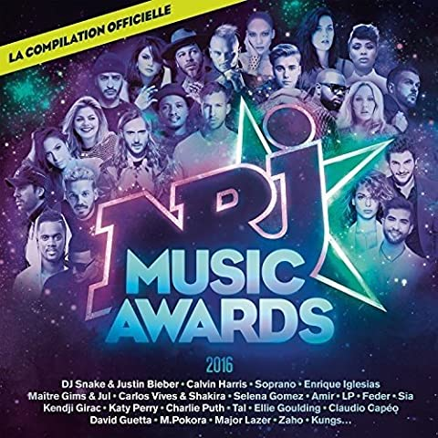 Nrj Music Awards 2016 (3CD)
