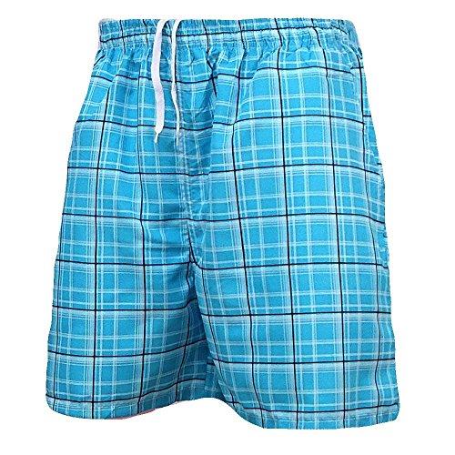 TOVTA Übergrößen Herren Shorts Bademode Badehose (266C) Badeshorts Schwimmshorts Shorts Modell: 7, Größe 6XL