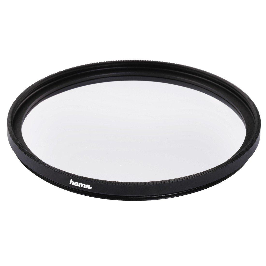 HAMA Filtro UV 390, Htmc, Diametro 58mm, Nero