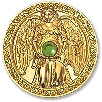 Glücksmünze Engeltaler Gesundheit, Schutzengel Engel Taler 24kt vergoldet mit Swarovski Elements, Glücksbringer... preisvergleich bei billige-tabletten.eu