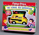 The School Bus Adventure: A Squeaky Storybook With a Surprise Ending! (Fisher-Price Squeaky Shape Playbooks)