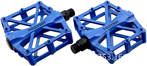 1 Pair Anti-Slip Road & Mountain Bike Pedals Cycling Sealed Bearing Pedals