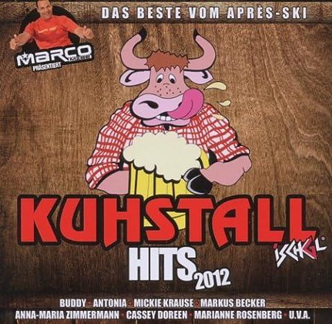 Kuhstall Hits 2012 (Neueste Cd)
