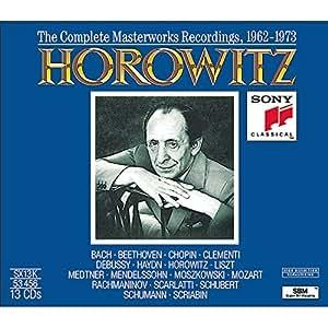 Horowitz: The Complete Masterworks Recordings, 1962-1973 (Coffret 13 CD) [Import USA]