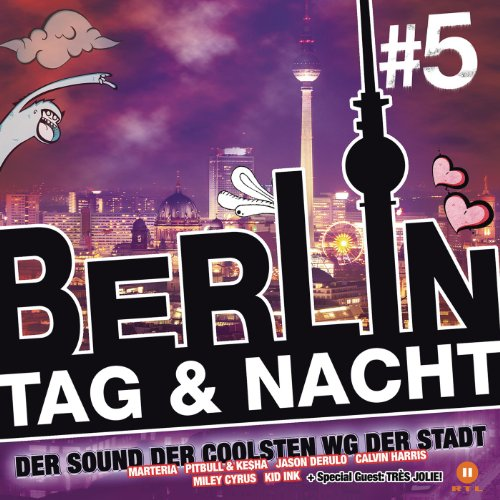 Berlin - Tag & Nacht, Vol. 5 (inkl. Video)