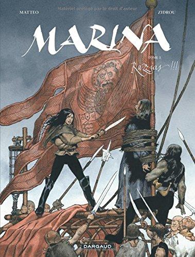 Marina - tome 3 - Razzias !