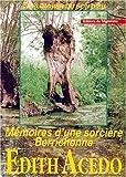 LE PLOMBIER DU BON DIEU. Mémoires d'une sorcière berrichonne
