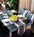 Sucastle® 30X200cm Tuch Tischläufer Hochzeit Tischband ,abwaschbar (Farbe wählbar),Meterware,Tischwäsche,stoffähnliches Vlies, Party, Catering , Vereinsfeier ,Geburtstag