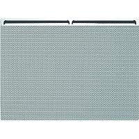 Airelec AIRA692317 - Pannello radiante Loreda, termostato elettronico 2000 W, colore bianco