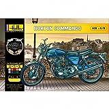 Heller - 52996 - Norton 750 Commando - 317 Pièces - Echelle 1/8