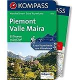 Piemont - Valle Maira: Wanderführer mit Extra-Tourenkarte, 35 Touren, GPX-Daten zum Download. (KOMPASS-Wanderführer, Band 5756)
