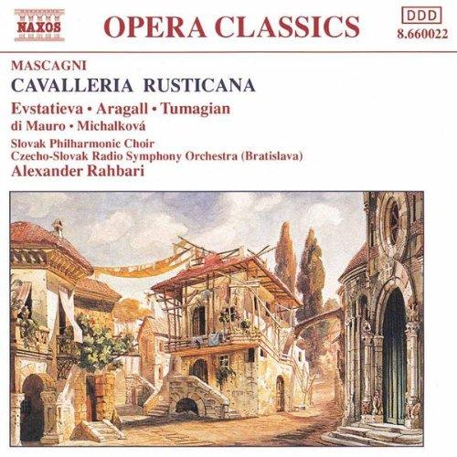 Cavalleria rusticana: Mamma, quel vino e generoso (Turiddu, Lucia and Santuzza)